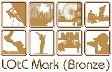 LOtC Mark (Bronze) Logo